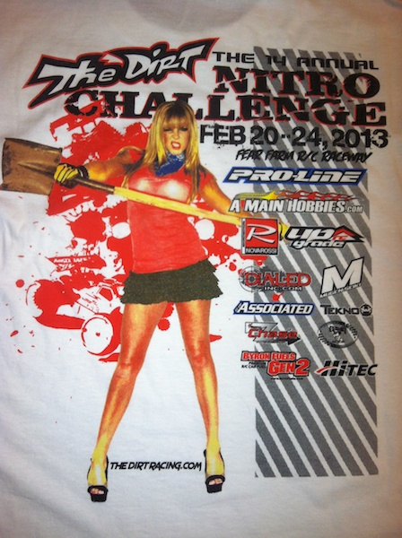 Nitro Challenge 2013 coverage 1