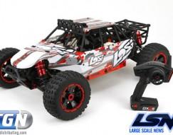 losi 1/5 Scale dbxl buggy 4WD LOS05001