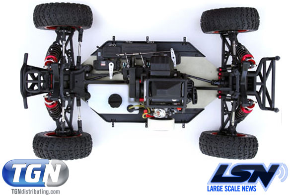 losi desert buggy xl dbxl LOS05001 4WD parts